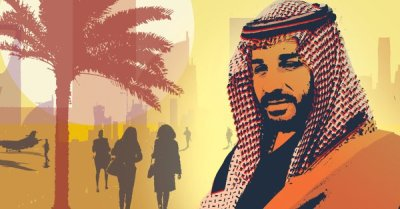 Saudi Arabia: Middle class fun and mass unemployment